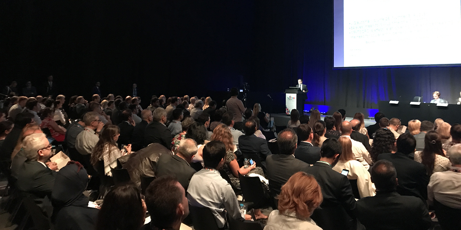 IRIDEX ESCRS 2018 Symposium
